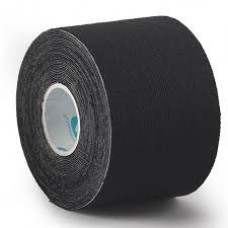 KT (KINESIOLOGY) Tape 5cm x 5M - Black