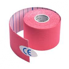 KT (KINESIOLOGY) Tape 5cm x 5M - Pink