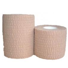 Cohesive Bandage 7.5cm - Tan