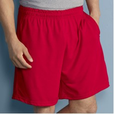 Gildan performance adult short with pocket