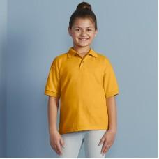 Kids DryBlend® Jersey knit polo