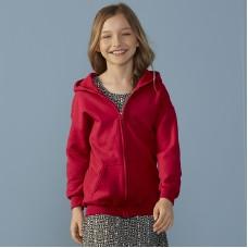 Heavy Blend™ youth full-zip hooded sweatshirt