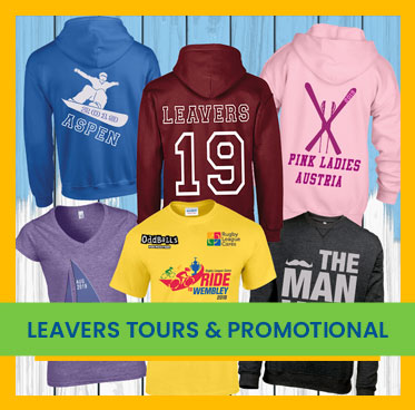 Leavers tours & promotional